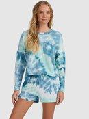 Sunshine Spirit - Tie-Dye Top for Women  ARJKT03329