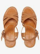 Eleanor - Leather Wedge Sandals  ARJL200719
