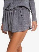 Look Lively - Cosy Waffle Knit Shorts for Women  ARJNS03118
