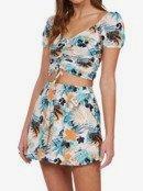 Summer Breeze - Viscose Shorts for Women  ARJNS03154