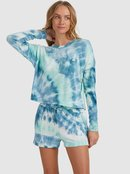 Magic Hour - Cosy Tie-Dye Shorts for Women  ARJNS03171