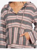 Very Friendly - Long Sleeve Poncho Hoodie for Women  ARJWT03201