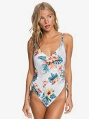 Printed Beach Classics - One-Piece Swimsuit for Women  ARJX103083