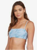 Sea & Waves - Reversible Bandeau Bikini Top for Women  ARJX303502