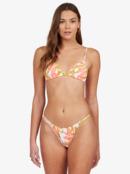 Wildflowers - Reversible Tiki Tri Bikini Top for Women  ARJX303512