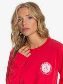Tropical Christmas - Long Sleeve T-Shirt for Women ARJZT06049