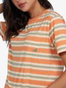 Yarn Dye Spt - Pocket T-Shirt for Women  ARJZT06560