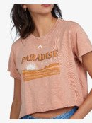 My Paradise - Cropped T-Shirt for Women  ARJZT06689