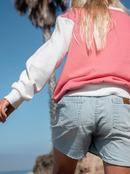 Genial Moment - Relaxed Denim Shorts for Girls 4-16  ERGDS03062