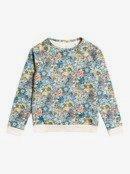 Marine Bloom Neck - Sweatshirt for Girls  ERGFT03629