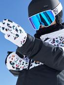 Roxy Jetty - Snowboard/Ski Gloves for Girls  ERGHN03030