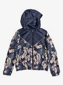Good Place - Hooded Windbreaker Jacket for Girls 8-16  ERGJK03063