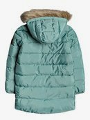 Only Love - Hooded Puffer Jacket for Girls 4-16  ERGJK03079