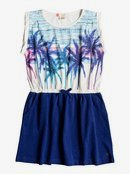 Presidio Palm - Bi-colour Dress  ERGKD03023