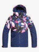 Frozen Flow - Snow Jacket for Girls 8-16  ERGTJ03078