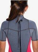 2/2mm Syncro Series - Short Sleeve Back Zip FLT Springsuit for Girls 8-16  ERGW503004