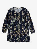 Sun Is Shining - Long Sleeve Button Front Dress for Girls 8-16  ERGWD03062