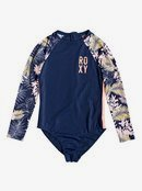 Bikini Point - Long Sleeve UPF 50 One-Piece Swimsuit for Girls 8-16  ERGWR03122