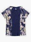 ROXY - Short Sleeve UPF 50 Rash Vest for Girls 8-16  ERGWR03124