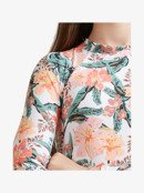 Love Is Big - Long Sleeve UPF 50 One-Piece Rashguard for Girls 8-16  ERGWR03202