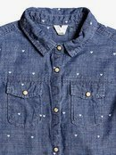 Paradisiac Cascade - Long Sleeve Shirt for Girls 4-16 ERGWT03059