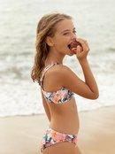 Love Is Big - Crop Top Bikini Set for Girls 8-16  ERGX203306