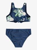 Heaven Wave - Crop Top Bikini Set for Girls 8-16  ERGX203347