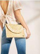 Salty But Sweet 0.5L - Small Straw Shoulder Bag  ERJBP04097