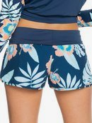 """Endless Summer Printed 2"""" - Recycled Board Shorts for Women  ERJBS03191"""