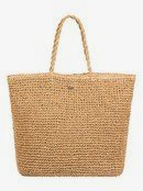 Positive Energy 24L - Large Straw Tote Bag for Women ERJBT03145