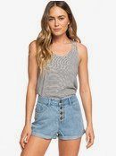 Authentic - High Waist Denim Shorts for Women  ERJDS03196