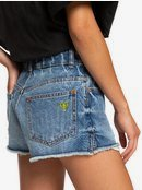 Trigger Hippie - Mid Waist Denim Shorts  ERJDS03227