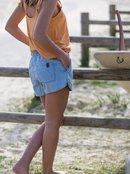Back To The Beach - Denim Beach Shorts for Women  ERJDS03248