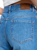 Midnight Circle - Denim Bermuda Shorts for Women  ERJDS03256