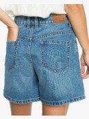 Morning Splendour - Denim Bermuda Shorts for Women  ERJDS03260
