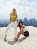 H and K Sister Caught In A Wave - Oversized Tracksuit Bottoms for Women  ERJFB03258