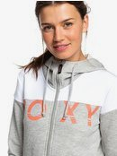 Sunset Ritual - Zip-Up Hoodie for Women  ERJFT04052