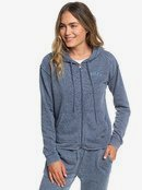 Moon Rising B - Zip-Up Hoodie for Women  ERJFT04080