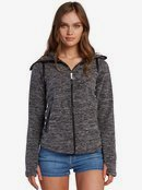 Electric Feeling - Zip-Up Hoodie for Women  ERJFT04148