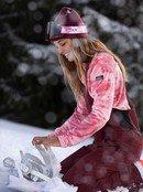 Deltine - Technical Funnel Neck Fleece for Women  ERJFT04205