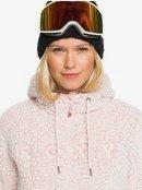 Pluma Sherpa - Technical Half-Zip Hooded Fleece for Women  ERJFT04218