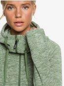 Electric Feeling - Zip-Up Polar Fleece Hoodie for Women  ERJFT04259
