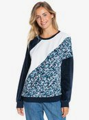 Surf Spot - Velour Sweatshirt for Women  ERJFT04281