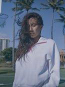 Kelia Fly Girl - Half Zip Sweatshirt for Women  ERJFT04493