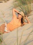 Still Blooming - Straw Sun Hat  ERJHA03775