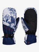 ROXY Jetty - Snowboard/Ski Mittens for Women  ERJHN03135