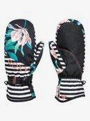 ROXY Jetty - Snowboard/Ski Mittens for Women  ERJHN03173