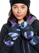 Roxy Jetty - Snowboard/Ski Mittens for Women  ERJHN03187