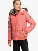Hanna - Waterproof Hooded Bomber Jacket for Women  ERJJK03238
