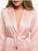 H and K Perfect Sunrise - Sateen Trench Coat for Women  ERJJK03268